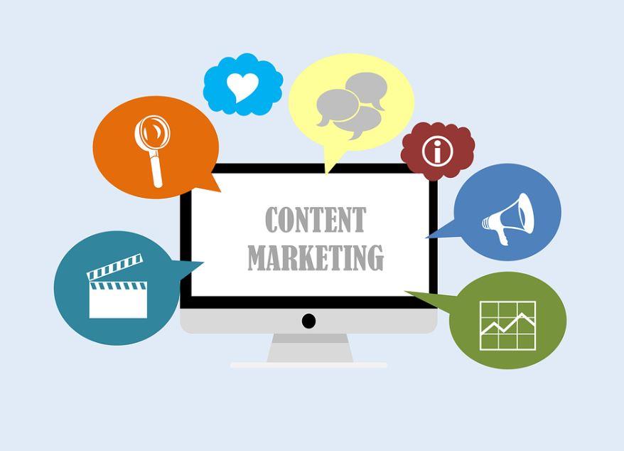chiến lược content marketing