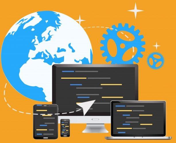 thiết kế web đáp ứng front end