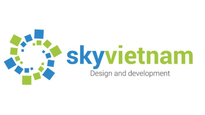 công ty thiết kế website wordpress Sky Việt Nam