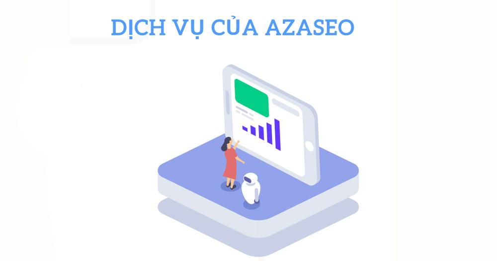 Azseo - Dịch vụ SEO, công ty SEO chuyên nghiệp