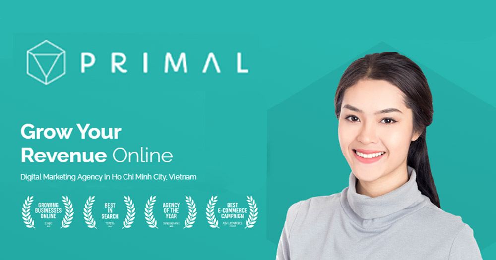 dịch vụ quảng cáo facebook Primal- Digital Marketing Agency hàng đầu