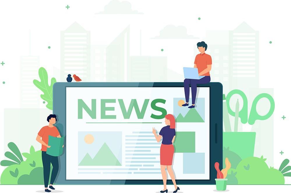 lợi ích thiết kế website tin tức
