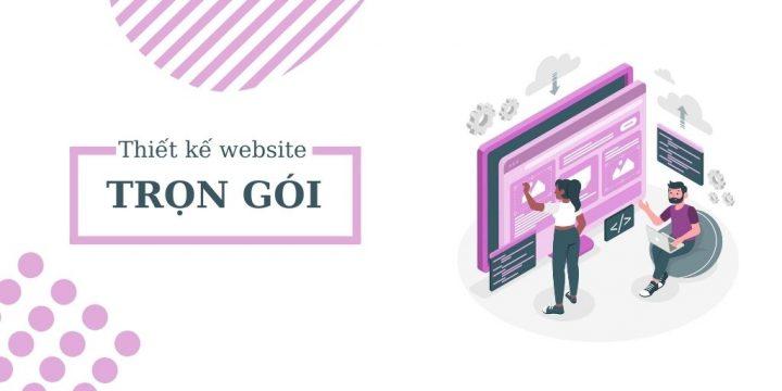 Top 10 công ty thiết kế website trọn gói chuyên nghiệp HCM