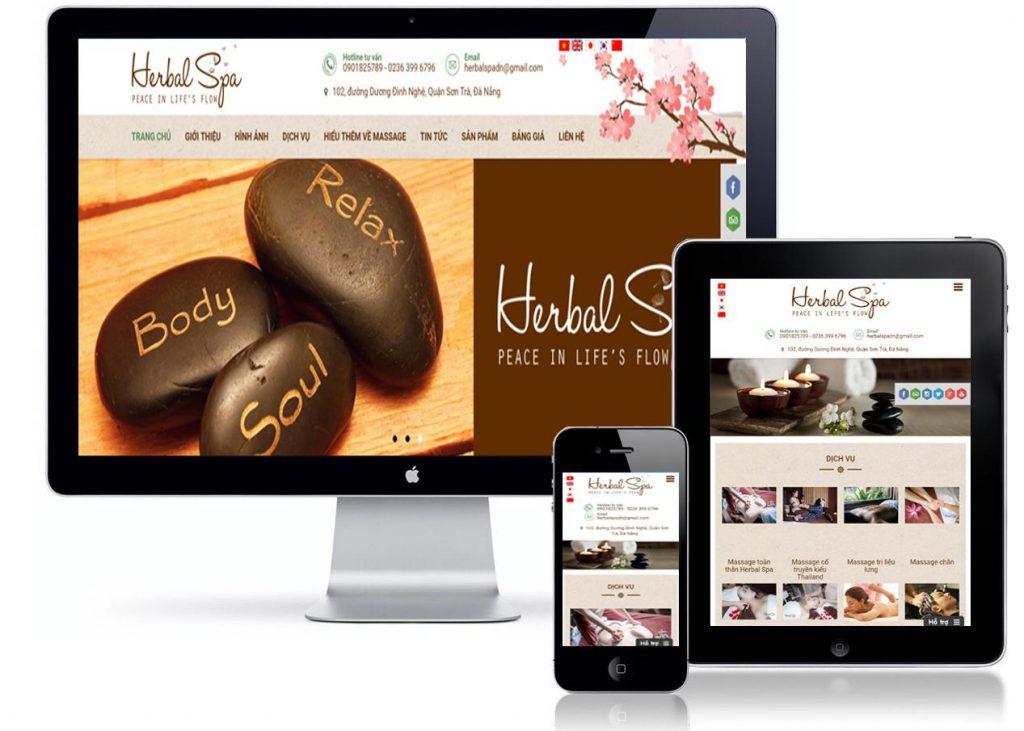 Tầm quan trọng của website trong kinh doanh spa