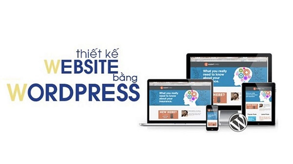 tự thiết kế web bằng wordpress