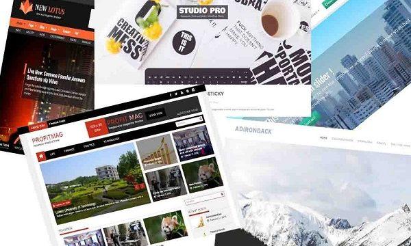 Top 7 theme wordpress cho doanh nghiệp – công ty