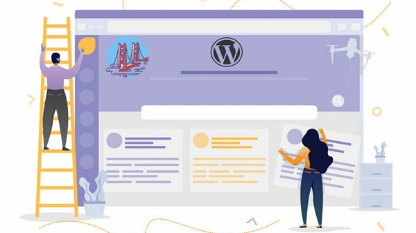 lập trình web bằng wordpress