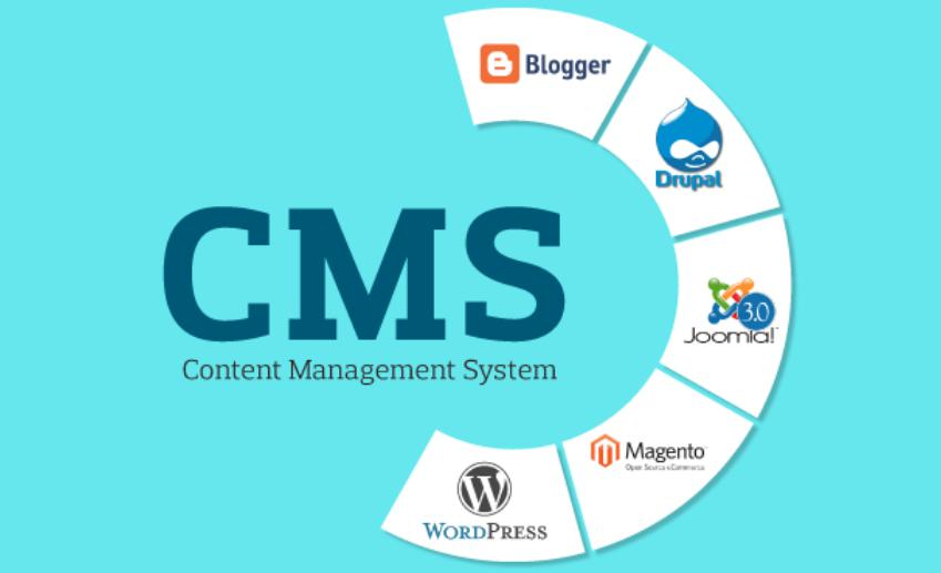 Tổng hợp hệ thống CMS phổ biến ngày nay