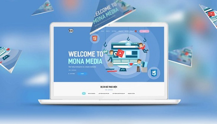 Công ty lập trình phần mềm theo yêu cầu chất lượng - Mona Media