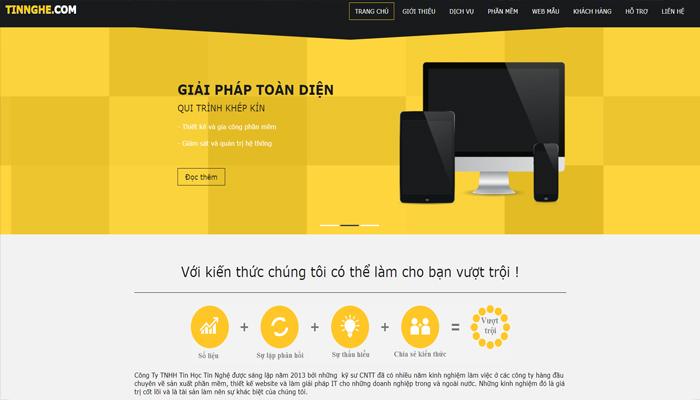 Công ty lập trình phần mềm quản lý cầm đồ chuyên nghiệp - Tín Nghệ