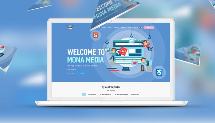 Dịch vụ marketing online trọn gói của Mona Media