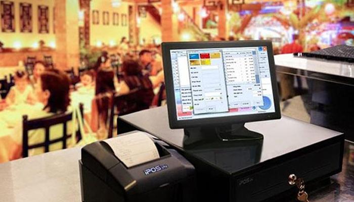 Hệ thống quản lý bán hàng - iPOS