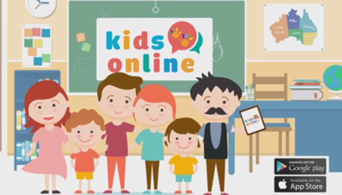 Ứng dụng quản lý mầm non - KidsOnline