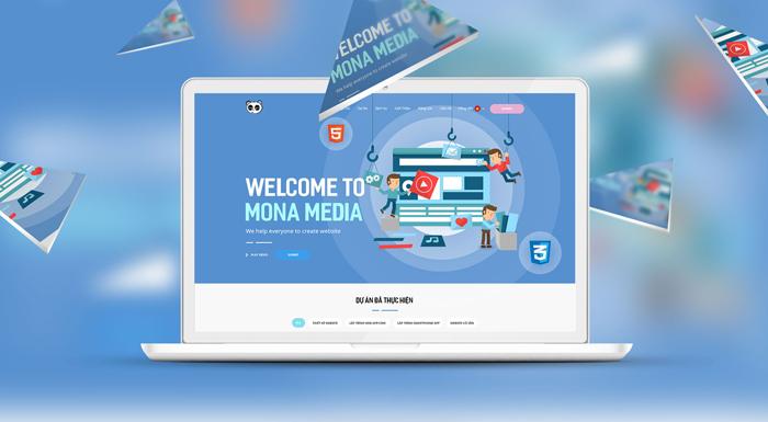 Dịch vụ tối ưu website, nâng cấp tính năng web - Mona Media